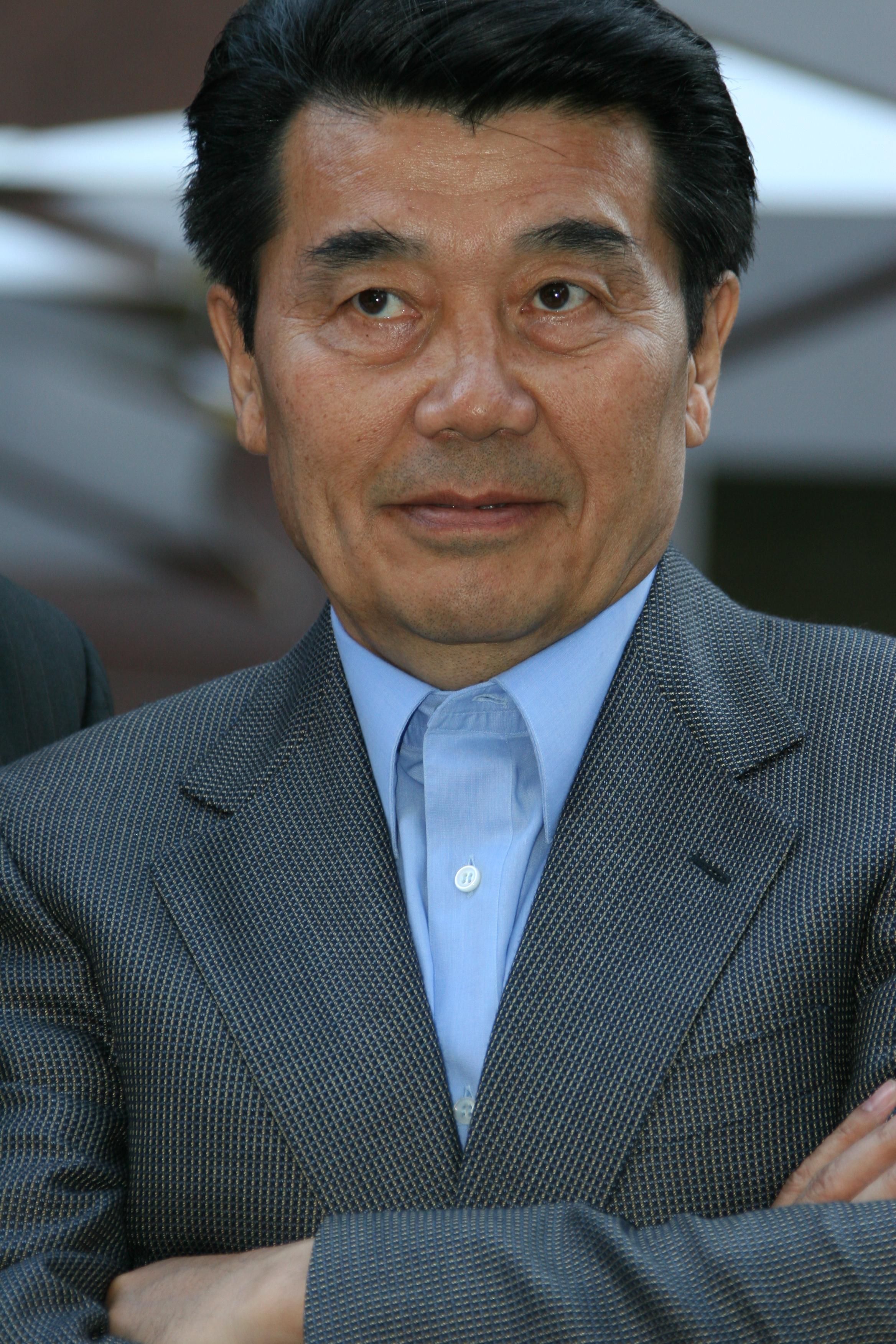 Акежан Кажегельдин,бывший премьер-министр страны, а ныне ведущий оппозиционный политик в изгнании.