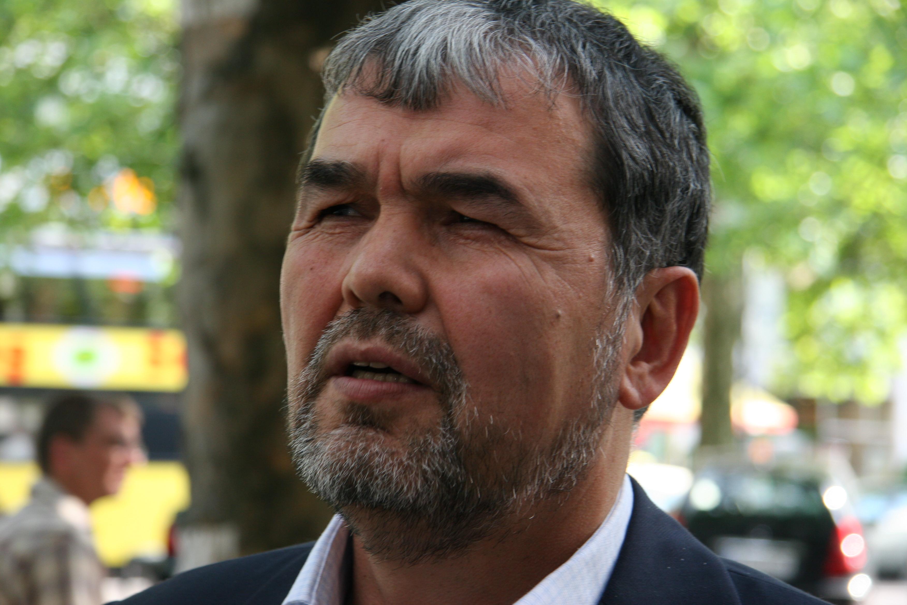 Мухаммад Салих, руководитель Народного движения Узбекистана