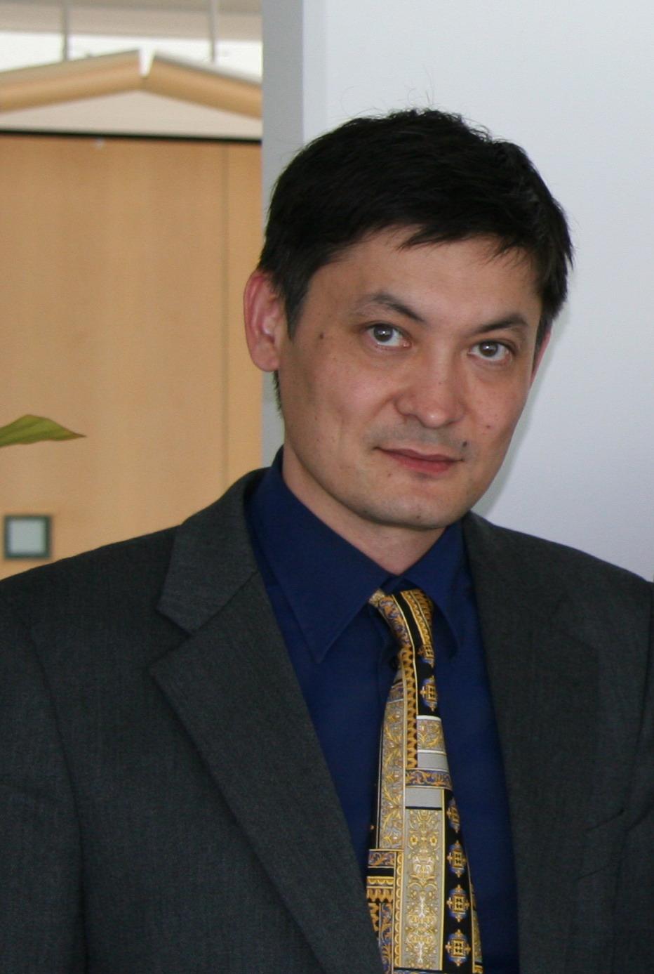 Серик Медетбеков, руководитель Загранбюро оппозиции Казахстана