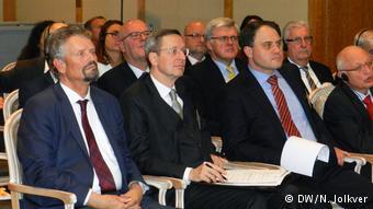 На заседании Берлинского евразийского клуба