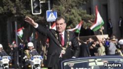 Президент Таджикистана Эмомали Рахмон.