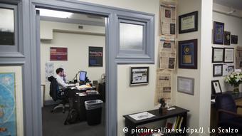 Бюро ICIJ в США