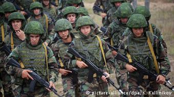 Коллективные силы оперативного регирования ОДКБ